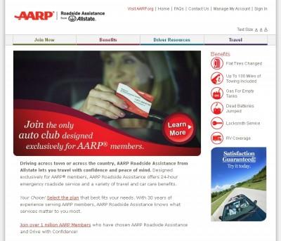 Aarp Motoring Plan Visit