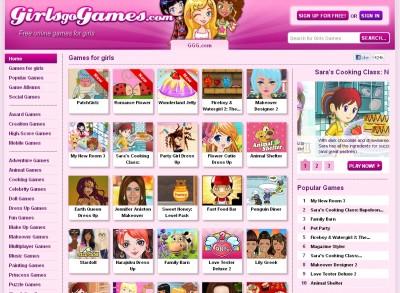 girlsgogames com free online