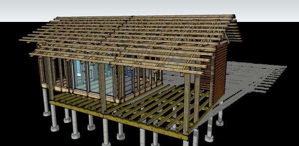 Diy Off Grid House Plans