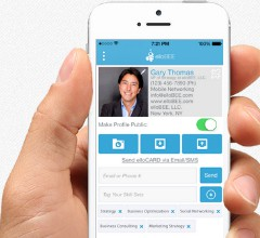 Take Business Cards Into The 21st Century With elloBEE