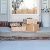 Keep Your Online Orders Safe With Delivery Package Security System Amazon Size Lock Box