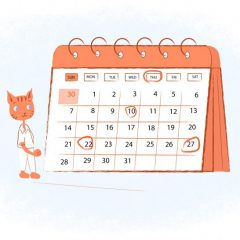 How to Combine a Paper Planner With an Online Calendar
