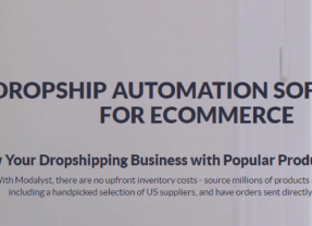 Double your drop shipping while having your inventory overhead.