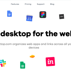 Easily Organize and Access Your Apps and Links with Desktop.com