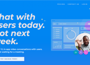 Smidge Simplifies Customer Interviews with Instant 1:1 Video Chats