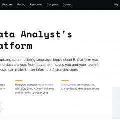 bipp Analytics Launches New BI Platform That Puts Data Analysts First