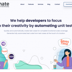 Devmate automates unit tests for faster, easier software development