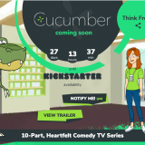 Heartfelt Animated Series 'Cucumber' Takes a Comedic Look at the World of Tech Retail