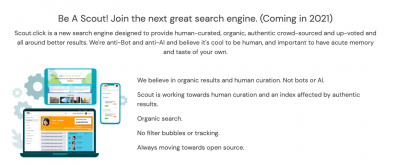 New Search Engine Will Offer Ad-Free Experience