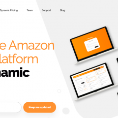 PricingScan: The first complete Amazon seller platform with dynamic pricing