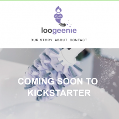 Loogeenie: A better way to clean