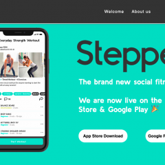 Make your workouts more unique and more social with Steppen: the brand-new social fitness app.