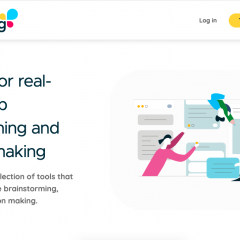 Help your team stay on task and get more done with collaborative online tools by Dotstorming