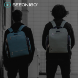 The SEEON180° backpack: A high-tech friend that has your back