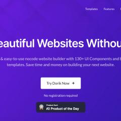 Build your website like a pro with Dorik: the no-code website builder